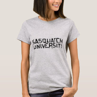 Sasquatch University - Multiple Products T-Shirt
