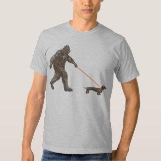 Sasquatch's Best Friend Shirts