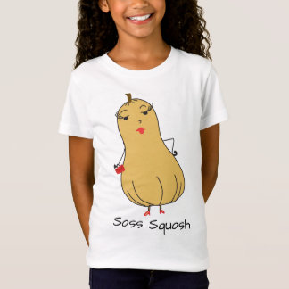 Sass Squash Kid's Tee