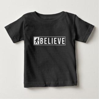 Sassquatch Believe Baby T-Shirt