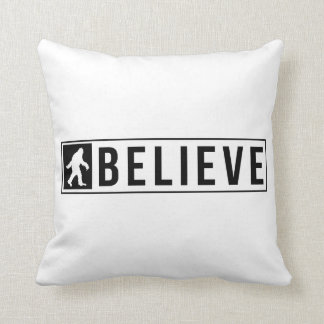 Sassquatch Believe Cushion