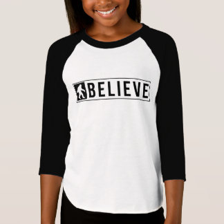 Sassquatch Believe T-Shirt
