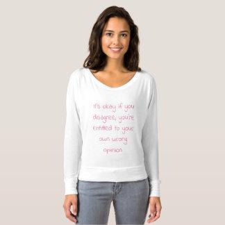 Sassy and Girly T-Shirt