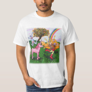 Sassy and Ted the Unicorn T-Shirt
