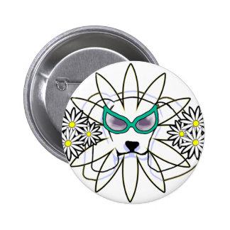 Sassy Beagle 6 Cm Round Badge