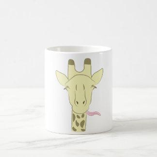 Sassy Giraffe Coffee Cup