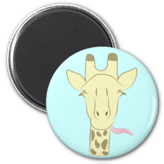 Sassy Giraffe Magnet