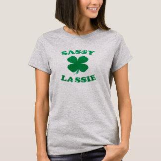 SASSY LASSIE ST.PATRICK'S DAY TEE