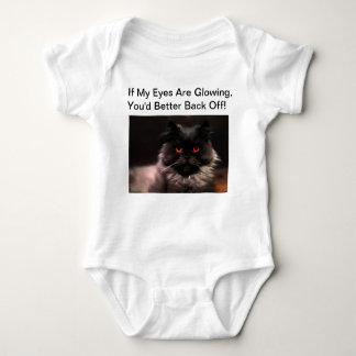 Sassy Persian Cat Infant Body Suit Baby Bodysuit