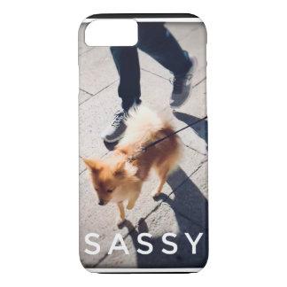 Sassy Pomeranian Phone Case