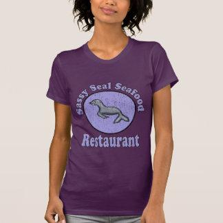 Sassy Seal Seafood Restaurant Shirt