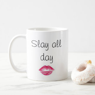 Sassy Slay All Day Mug