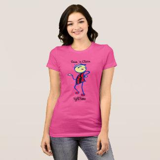 SASSY t-shirt Sass 'n Class 100% cotton