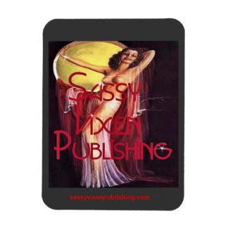 Sassy Vixen Publishing Magnet