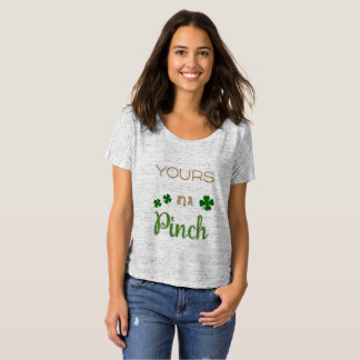 Sassy Yours In A Pinch Tee