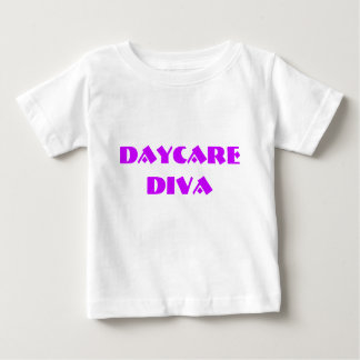 Sassydog DAYCARE DIVA baby shirt
