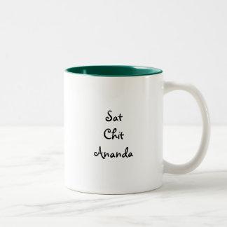 Sat Chit Ananda- Mug