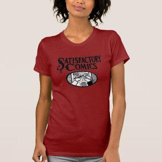 Sat Com Logo - Dark Shirt