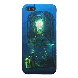 Sat Diver 1 iPhone Case iPhone 5 Case