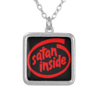 Satan Inside pendant