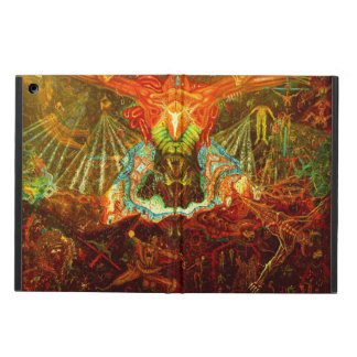 Satan inspiring the world iPad air cover