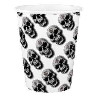 Satanic Evil Skull Design