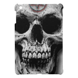 Satanic Evil Skull Design iPad Mini Cover