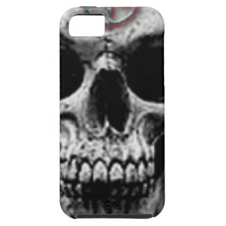 Satanic Evil Skull Design iPhone 5 Cases