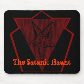 Satanic Haunt Mousepad