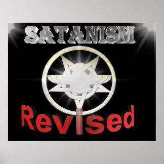 Satanism Revised Poster