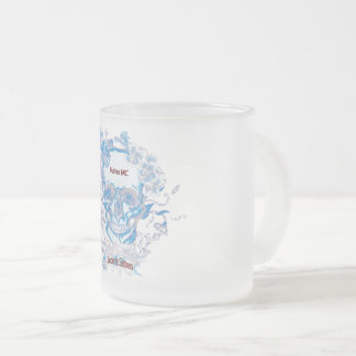 Satan's Sisters Frosted Glass Coffee Mug