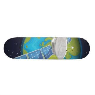 Satellite Skate Board