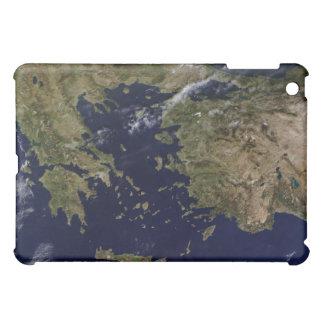 Satellite view of Greece and Turkey iPad Mini Cover