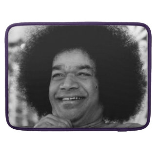 Sathya Sai Baba on MacBook Sleeve
