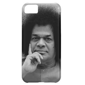 Sathya Sai Baba Portrait Photo On iPhone Case