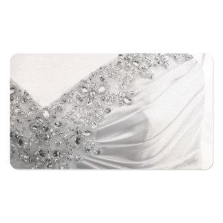 Satin and Silk Business Card
