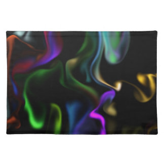 Satin Electric Placemat
