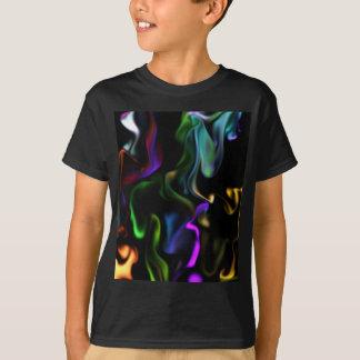 Satin Electric T-Shirt