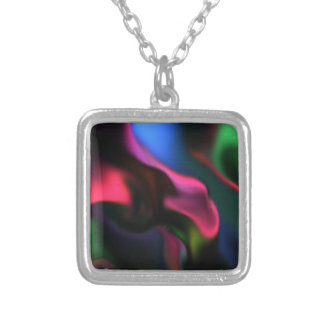 Satin Passion Silver Plated Necklace