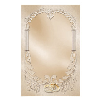 Satin Wedding Stationery