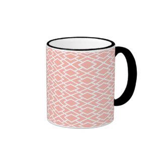 Satisfactory Self-Disciplined Bubbly Esteemed Ringer Mug
