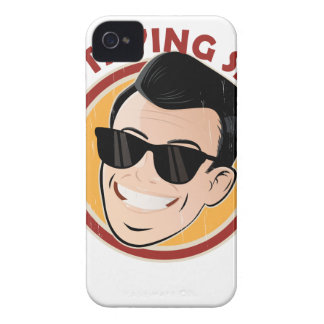 Satisfied Staying Single Day - Appreciation Day Case-Mate iPhone 4 Cases