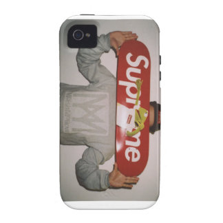 Satisfy your your obsession, for now. vibe iPhone 4 covers