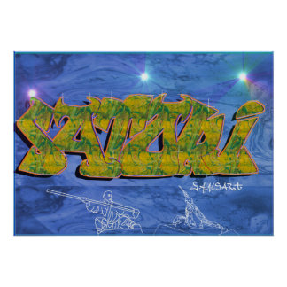 Satori-Nr.2 Poster