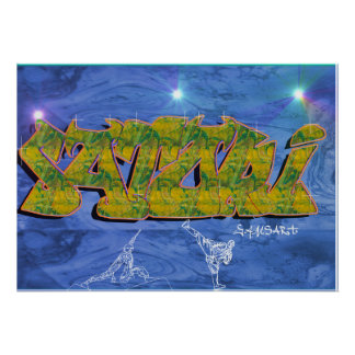 Satori-Nr.3 Poster