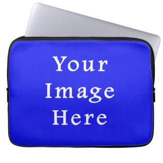 Saturated Blue Hanukkah Chanukah Hanukah Template Computer Sleeves
