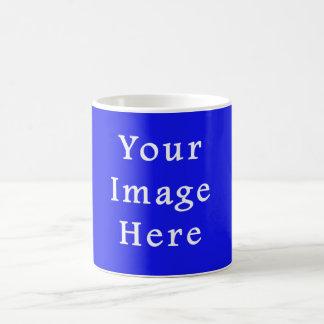 Saturated Blue Hanukkah Chanukah Hanukah Template Coffee Mug