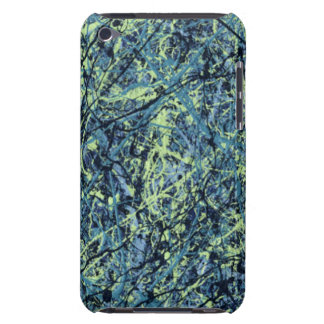 SATURATION (an abstract art design) ~ Barely There iPod Case