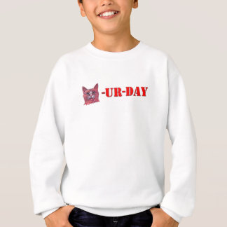 Saturday is Caturday Sweatshirt
