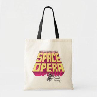 Saturday Night Space Tote